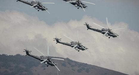 Mi-28 Night Hunter Drones | Twitter Hashtags | Scoop.it