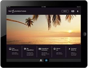 TCS Expeditions Updates iPad App with MEI Portico 2.5 | MEI | portfolio | Scoop.it