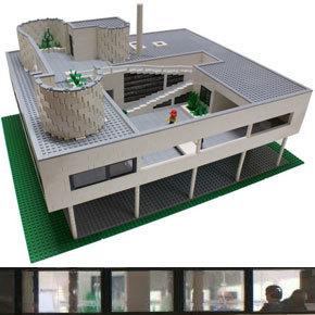Le Corbusier inspire les fans de LEGO | La Machine à Habiter | Cité Frugès | Scoop.it