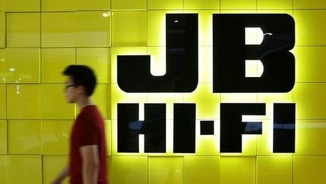 JB Hi-Fi will roll out more stores. Source: Supplied - Herald Sun | operations | Scoop.it