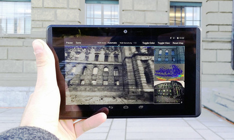 Software makes 3D maps of buildings in real time - Futurity | Tudo o resto | Scoop.it