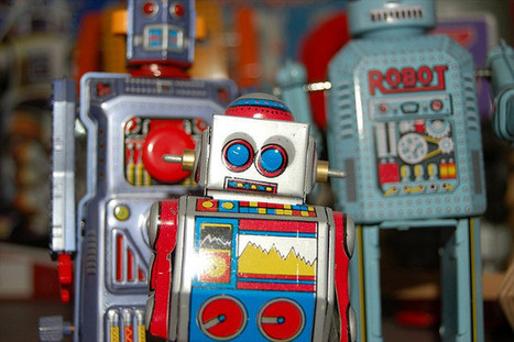 Web Wisdom: More Robots Learn From Crowdsourcing - Nature World News | Peer2Politics | Scoop.it