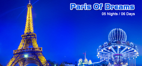 Luxury Paris Holiday Packages, Luxury Paris Tours 2016. | Europe Group Tours, Holiday Packages, Travel Packages 2017 | Scoop.it