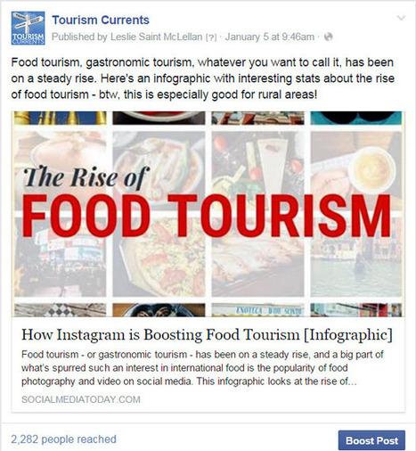 Culinary tourism is boiling hot! - Tourism Currents   Tourisme culturel news   Scoop.it