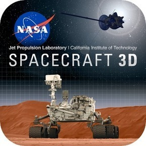 Spacecraft 3D | The 21st Century | Scoop.it