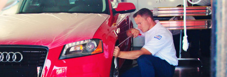 Dent Repair  Traditional Dent Removal   Door Ding Repair   Fender Dent Repair   Sameday Repair Services   Our Services   Scoop.it