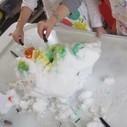 Snow scientists at play | Teach Preschool | Scoop.it
