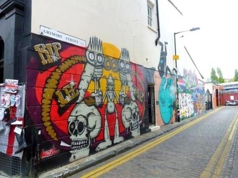 RUN, quand le monde marche sur la tête | Marché de l'Art, vente, vol, faux, contrefaçon, street art | Scoop.it