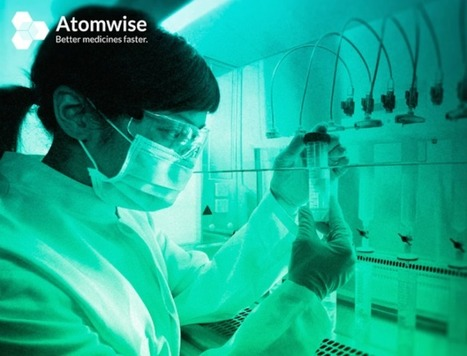 YC Alum Atomwise Raises $6 Million To Further The Advancement Of Artificial Intelligence In Drug Discovery | I work on the Interwebs | Scoop.it