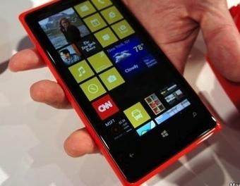 El sistema operativo Windows Phone le arrebata el tercer puesto al de BlackBerry | sistema operativo | Scoop.it