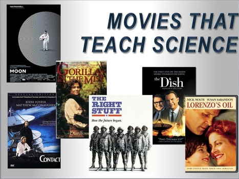 Movies that Help Teach Science | Popular Culture Forges Tomorrow: From Star Wars to Lord of the Memes | Scoop.it