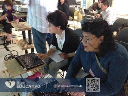 Átomo Educativo. Proyecto que  busca eliminar el analfabetismo digital en México | Analfabetismo digital | Scoop.it