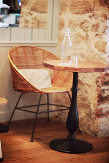 Café Pinson - Gluten Free - Paris | HAPPY CITY | Gluten Free | Scoop.it