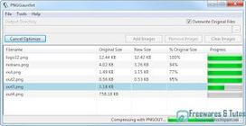 PNGGauntlet : un logiciel gratuit pour compresser les images PNG | TICE & FLE | Scoop.it