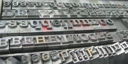 Font or Typeface? | Fuente o tipo de letra? | Noticias, Recursos y Contenidos sobre Aprendizaje | Scoop.it