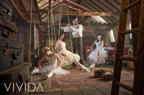 "Behind the Scenes of Vivida's ""Released by Love"" Photoshoot   Studio photography   Scoop.it"