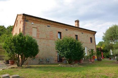 Best Le Marche Properties For Sale: FarmHouse, Colmurano | Le Marche Properties and Accommodation | Scoop.it