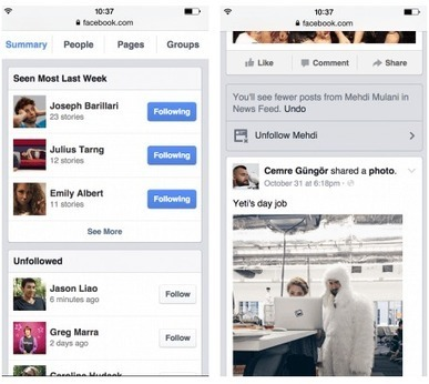 Inside the Facebook News Feed: A List of Algorithm Factors - a detailed list from @buffer | @BadasseBs | Scoop.it