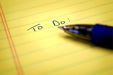Why Your Todo List Should Never Be Empty - Time Management | Better teaching, more learning | Scoop.it