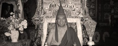 His Eminence the 7th Dzogchen Rinpoche, Jigme Losel Wangpo | Biographies and profiles | Scoop.it