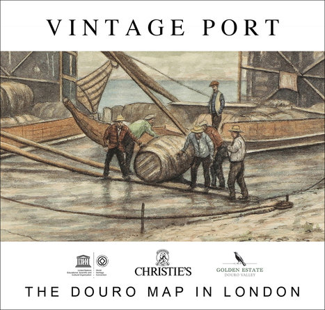 Douro Map and Port Wine at Christie's | The Douro Index | Scoop.it