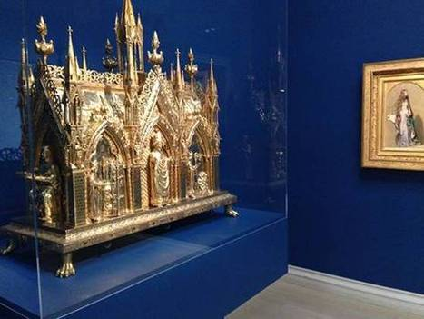 Rouen raconte l'histoire des cathédrales, Diaporama photos - Connaissancedesarts.com | Enseigner l'Histoire-Géographie | Scoop.it
