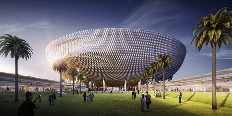Perkins+Will's Raised Bowl Design to be the Largest Stadium in the UAE | The Architecture of the City | Scoop.it