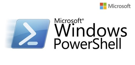 Windows PowerShell 2.0 | Windows Powershell podstawy i zastosowanie | Scoop.it