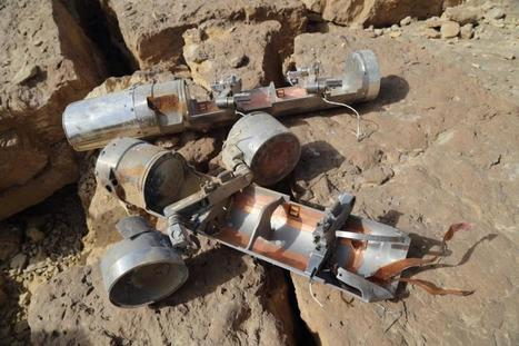 Yemen: Cluster Munitions Wounding Civilians | Human Rights Watch | Security and Peacebuilding Weekly | Scoop.it