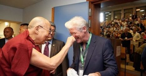 Richard Gere: My Journey as a Buddhist | Positive futures | Scoop.it