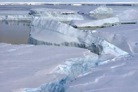 Antarctica sea ice expanding, study finds | Geography in the classroom | Scoop.it