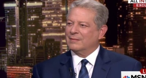 Al Gore rips the #GOP: We're the only country in the world where a major party denies climate change | USA the second nazi empire | Scoop.it