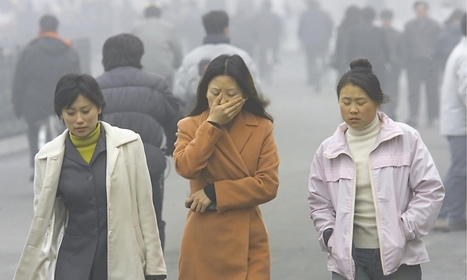 Pollution making Beijing hazardous place to live, says Chinese report | AS G1 Tectonics, Rivers and Climate Change | Scoop.it