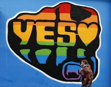 High turnout seen favoring Yes in Irish gay marriage vote | Criminology and Economic Theory | Scoop.it
