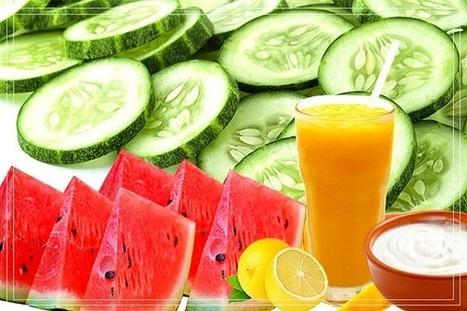 Food Habit for summer | Meragrocer.com | Scoop.it