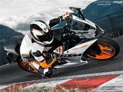2014 KTM RC125, RC200 and RC390 First Look - MotorcycleUSA.com | KTM Dirt Bikes | Scoop.it