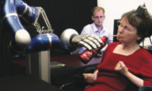 Brain implant allows paralysed woman to control a robot with her thoughts | Tech, Design, Web  & Future Web - Cool Web Stuff | Scoop.it