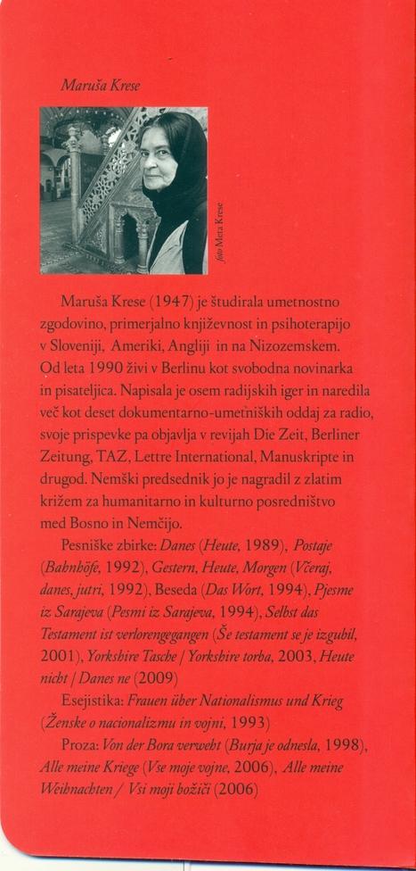 Maruša Krese 1947 - 2013 | Družinski časopis | Scoop.it