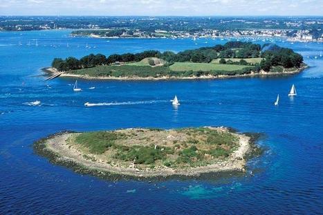 Tourisme île Gavrinis - Sites megalithes - Iles Bretagne Sud | Week-end romantique en Bretagne Sud Morbihan | Scoop.it