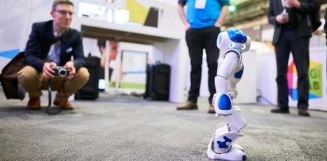 Future classroom will be online, virtual – and taught by robots | Jisc | Libraries and education futures | Scoop.it