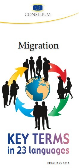 (MULTI) (PDF) - Migration: Key terms in 23 languages | EU Bookshop | Immigration in Finland and Sweden | Scoop.it