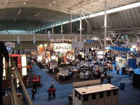 Standing Out Offline: 15 Ways to Use Tech in Trade Shows | Smart Business Development | Scoop.it