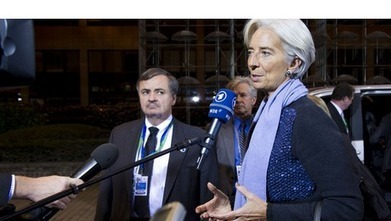 IMF: No money for Greece until Europe boosts its firewall | EUobserver.com | Eurozone | Scoop.it