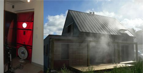 """""""Carnet de chantier N° 24.04 / Construction d'une maison RT 2012 à Plumergat """"- a.typique Auray   architecture..., Maisons bois & bioclimatiques   Scoop.it"""