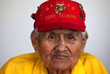 Mort de Chester Nez, le dernier Navajo « code talker » | Merveilles - Marvels | Scoop.it