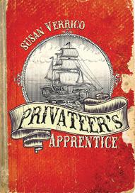The Privateer's Apprentice by Susan Verrico | Mark Twain Nominees 2014-1015 | Scoop.it
