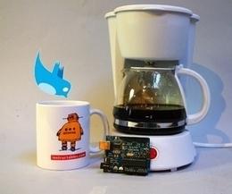 Tweet-a-Pot: Twitter Enabled Coffee Pot | Programming | Scoop.it