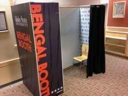 Using a Bengal Booth to Create Authentic Content | Digital Communications in Education | Scoop.it