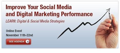 Virtual Event- LEARN: Digital & Social Media Strategies Event | Nonprofits & Social Media | Scoop.it