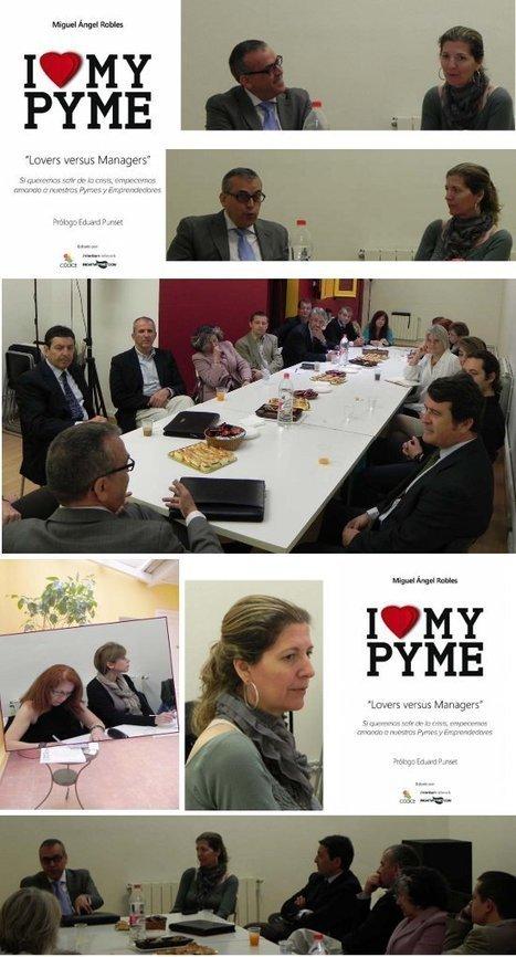 39ymas » Blog Archive » Miguel Ángel Robles – I Love my Pyme | Me interesan | Scoop.it